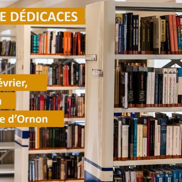 Rencontre avec les auteurs villenavais : séance de dédicaces samedi 1er février 2020 à la Médiathèque d'Ornon